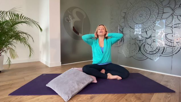 COVID 19 breathing exercise