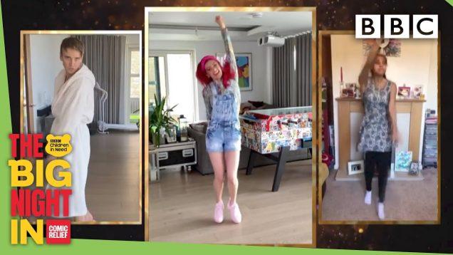 Dancing in a lockdown