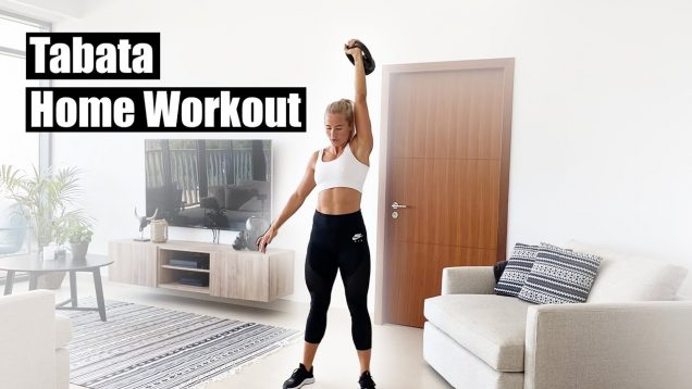 Day 1 | Home Tabata Workout