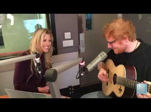 Ed Sheeran Sings