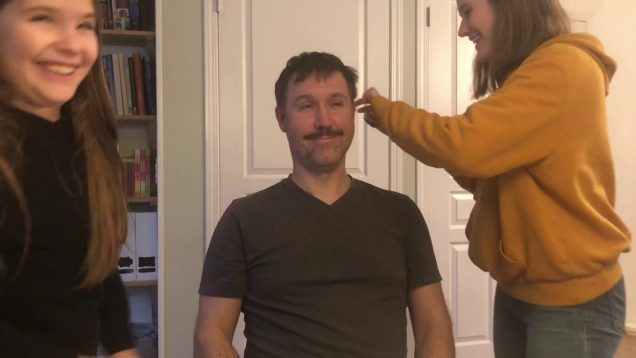 Haircut Challenge