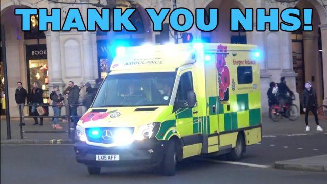 London Ambulances
