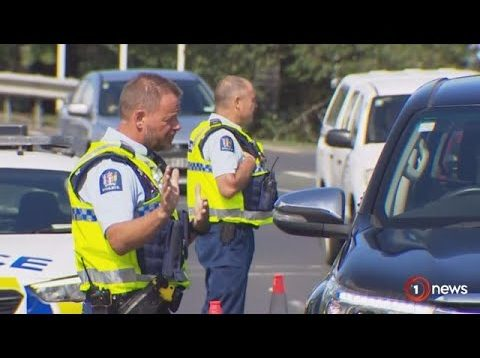 Police hit the highways