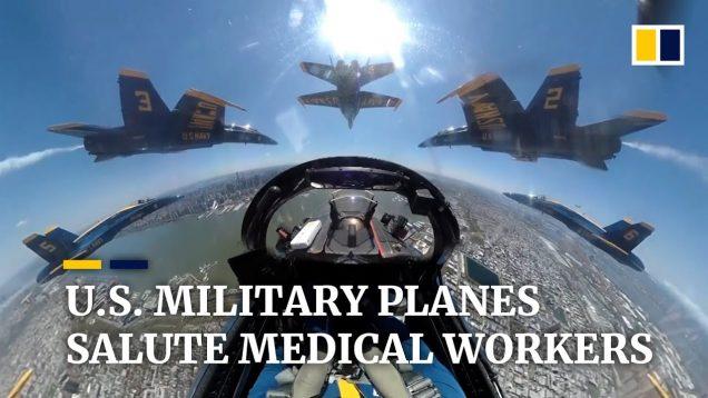 US military planes