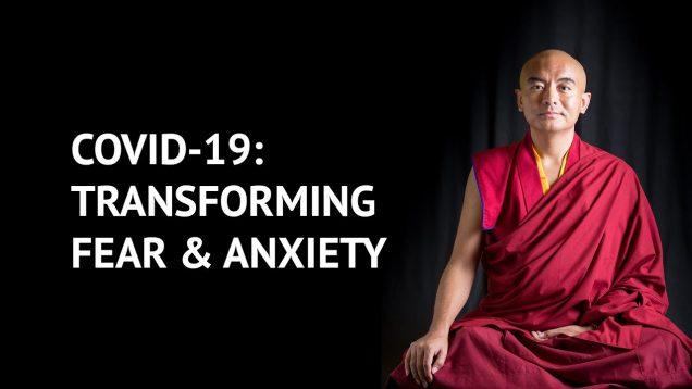Yongey Mingyur Rinpoche message