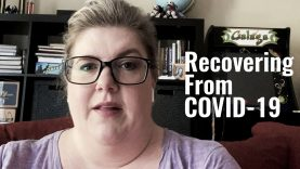 Patient describes recovering from COVID-19