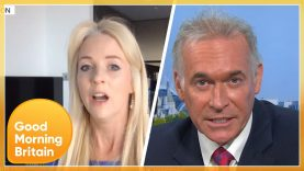 Dr Hilary in a Heated Debate over Herd Immunity and Coronavirus Lockdown Restrictions | GMB