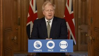 In full: Boris Johnson holds press conference as he defends virus strategy