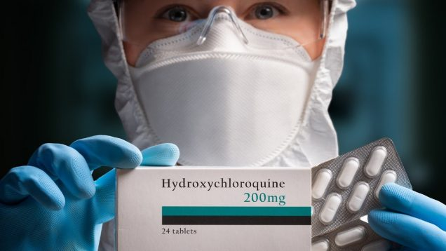 People are out 'to prove President Trump wrong' on Hydroxychloroquine
