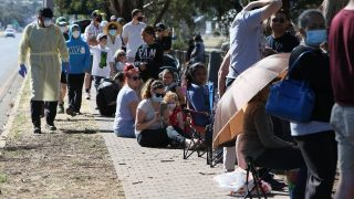 Australia has 'gone nuts' amid Adelaide lockdown despite zero new cases
