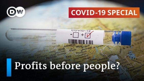 Coronavirus vaccines: Big pharma's next cash cow?