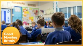 Many Teachers Are Outraged So Should Schools Close over Lockdown? | Good Morning Britain