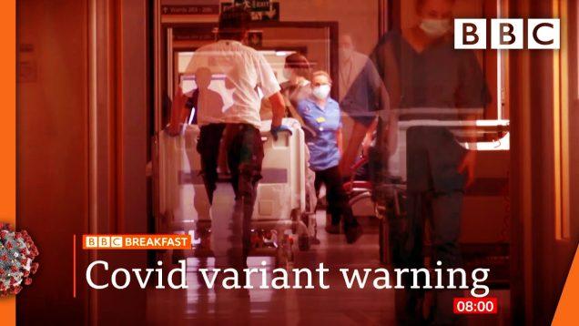 Coronavirus: UK variant 'may be more deadly' 🔴 @BBC News live – BBC