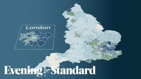 Covid-19 hotspots in England as 'major incident' declared in London