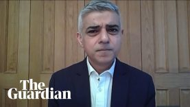 Covid-19 is 'out of control' in London, says Sadiq Khan