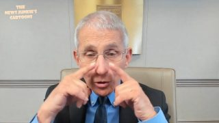 Fauci Admits That He Lied About Masks.
