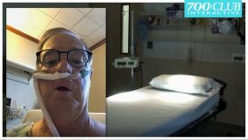 """God had Defeated Death"" – Amazing COVID Healing!"