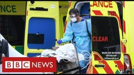 Record Covid deaths and cases with NHS under extreme pressure – BBC News