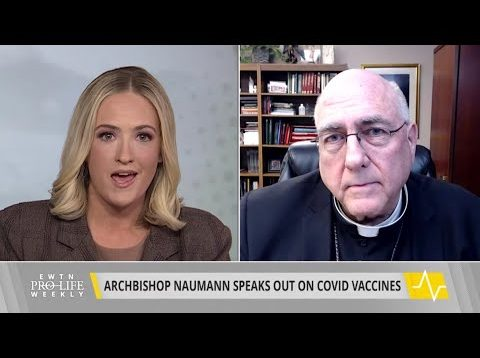 U.S. Bishop Answers Covid-19 Vaccine Question: Can Catholics Receive the Vaccine?