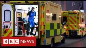 UK records worst day of Covid deaths with 1,564 lives lost – BBC News