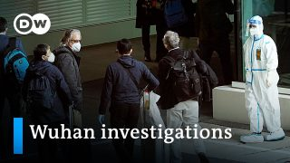 WHO alarmed by virus variants, investigation team arrives in Wuhan   Coronavirus Update