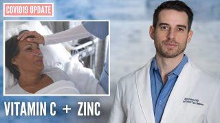 COVID19 Update – Vitamin C and Zinc