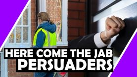Here Comes The JAB PERSUADERS / Hugo Talks #lockdown