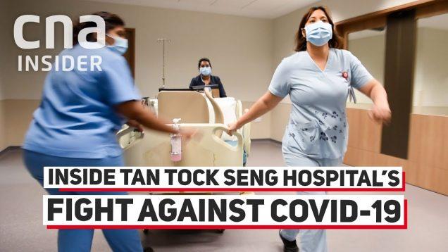 Inside A Hospital's Fight Against The Coronavirus Pandemic