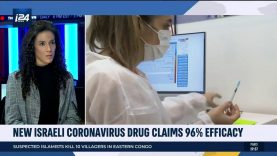 Israel's 'Miracle Drug' Shows Promising Signs in Fight Against COVID19