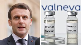 Macron under fire after UK gets first dibs on 'French' vaccine