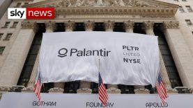 NHS facing legal challenge over data deal with Silicon Valley firm Palantir