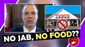 No JAB, No FOOD? 🤬 Lockdown News Roundup / Hugo Talks #lockdown