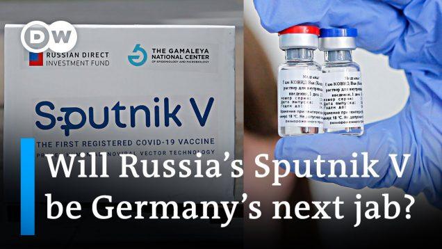 Study: Russia's Sputnik V 92% effective +++ Merkel open to Sputnik if approved by EU | DW News