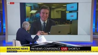 Watch live: PM Boris Johnson holds COVID-19 news briefing
