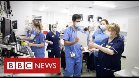 "1% NHS pay offer during pandemic is ""worst kind of insult"" say unions – BBC News"