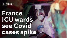 Why are Covid-19 cases surging in France?