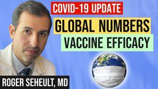Coronavirus Update 125: Variants, Vaccine Uptake, Sinovac, Brazil, India, Israel