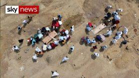 cOVID-19: Global deaths pass 3 million