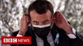 President Macron's Covid-19 Crisis – BBC News