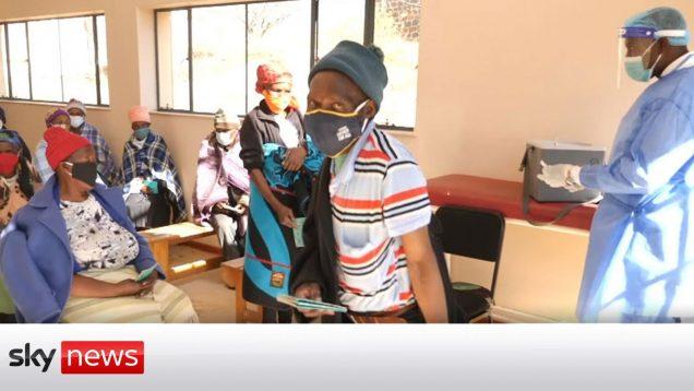 COVID-19: Kenya's COVID vaccine supply is dwindling