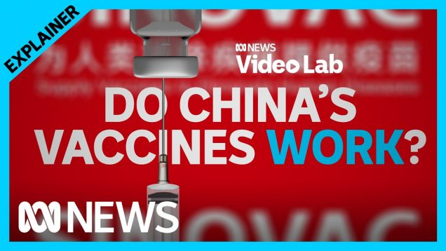 Are China's vaccines failing?   ABC News