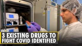 Israel scientists identify 3 existing drugs to fight COVID-19 | Coronavirus Update | WION World News