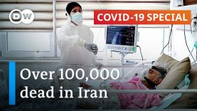 Iranians angry as hospitals buckle under coronavirus surge | COVID-19 Special