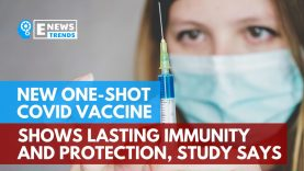 New One-Shot COVID Vaccine Shows Lasting Immunity and Protection, Study Says