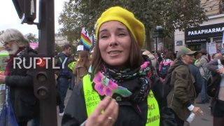 France: Yellow Vests protest against COVID-19 measures in Paris