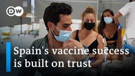 How Spain got to the top of the vaccination ladder | DW News