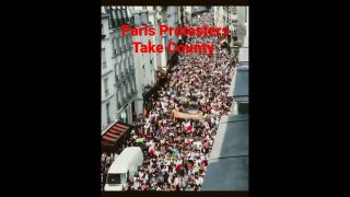 """Paris Protesters Shut Down Country """"Wow"""""""