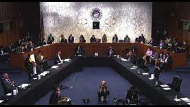 Powerful Natural Immunity Debate in the Senate this is Power ☝️